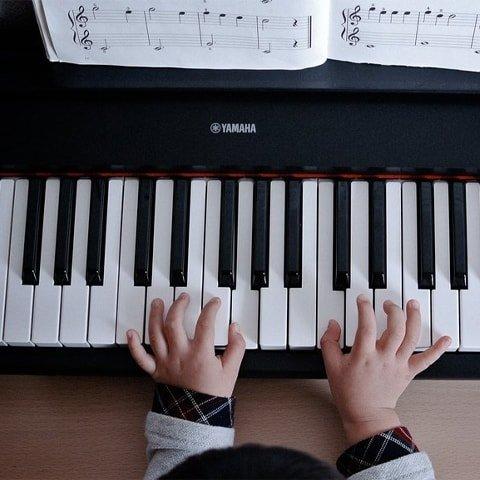 Dan Piano Yamaha P95